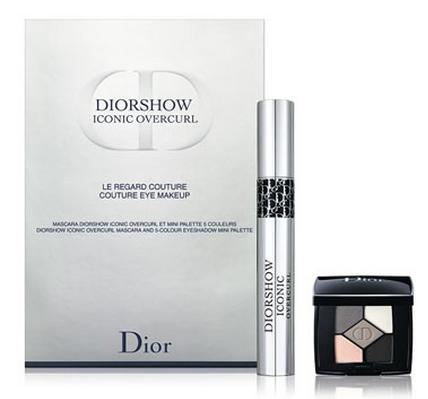 $28.5 Limited Edition Diorshow Iconic Overcurl Mascara and 5-Colour Eyeshadow Mini Palette