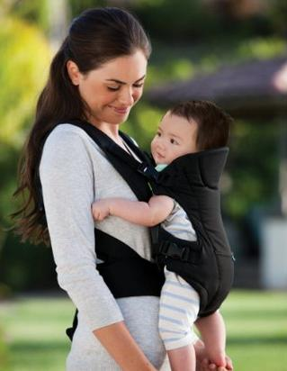 Infantino Flip Front 2 Back Carrier, Black @ Amazon.com