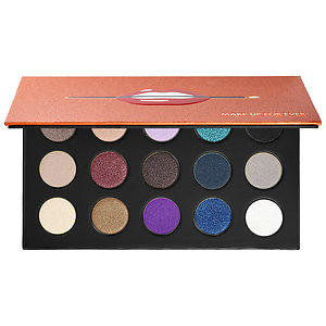 New Release Makeup Forever launched New 15 Artist Shadow Palette