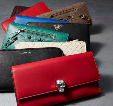 Up to 26% Off Gucci, Balenciaga, Saint Laurent & More Designer Wallets On Sale @ Gilt