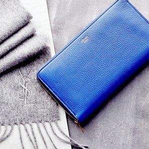 Up to 75% Off Saint Laurent & More Designer Accessories On Sale @ Rue La La