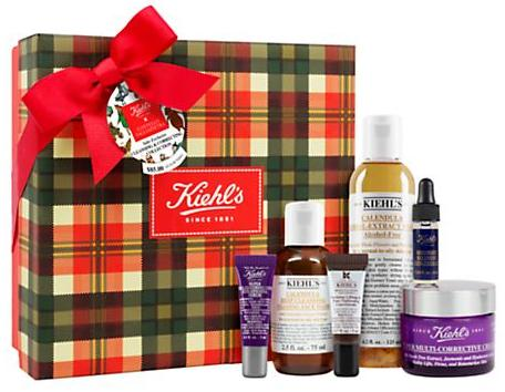 10% Off + Free GWP Kiehl's Gift Set @ Saks Fifth Avenue