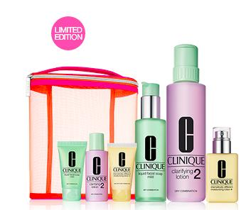 Free Shipping on All Clinique Holiday Gift Sets @ Clinique