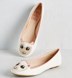 From $27.99 Selected Cute Shoes Sale @ ModCloth.com