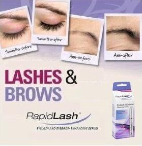 $27.5 Rapidlash Eyelash Enhancing Serum with Hexatein 1 Complex, 3 Ml