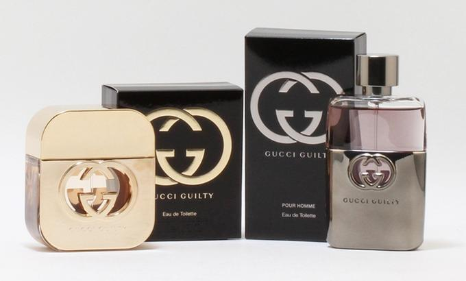 $37.99 Gucci Guilty Eau de Toilette for Men or Women @ Groupon