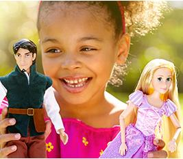 Buy 1 Get 1 for $1 Classic Dolls @ Disney Store