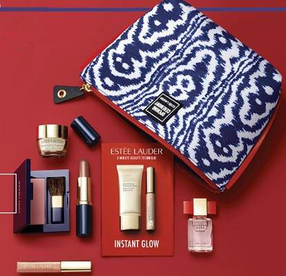 Free 7-Piece Gift Set (Over $120 Value) with any $35 Estee Lauder Purchase @ Belk