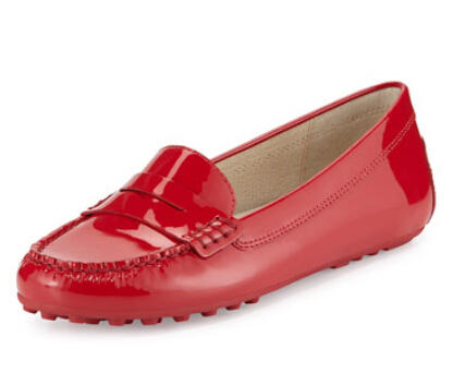 MICHAEL Michael Kors  Daisy Patent Leather Loafer