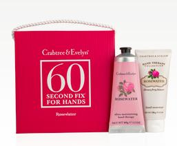All 60 Second Fix For Hands @ Crabtree & Evelyn