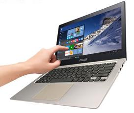"$1000 new Asus ZenBook 6th Generation Core i7 13.3"" Quad HD+ Touchscreen Ultrabook Laptop, UX303UB"