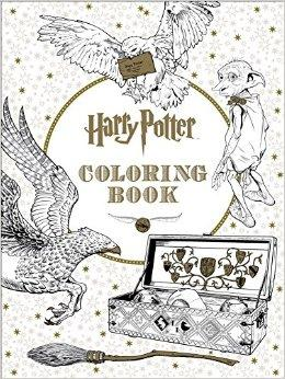 Harry Potter: The Coloring Book