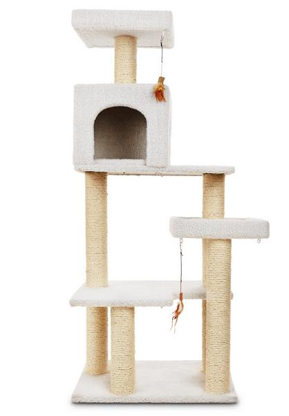 You & Me Bungalow Cat Tree