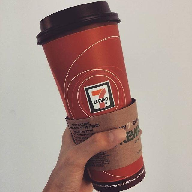 Free Coffee Week @ 7- Eleven