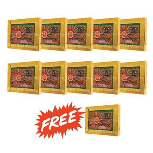 Take 6% Off For Limited Items October Sale @ Green Gold Ginseng