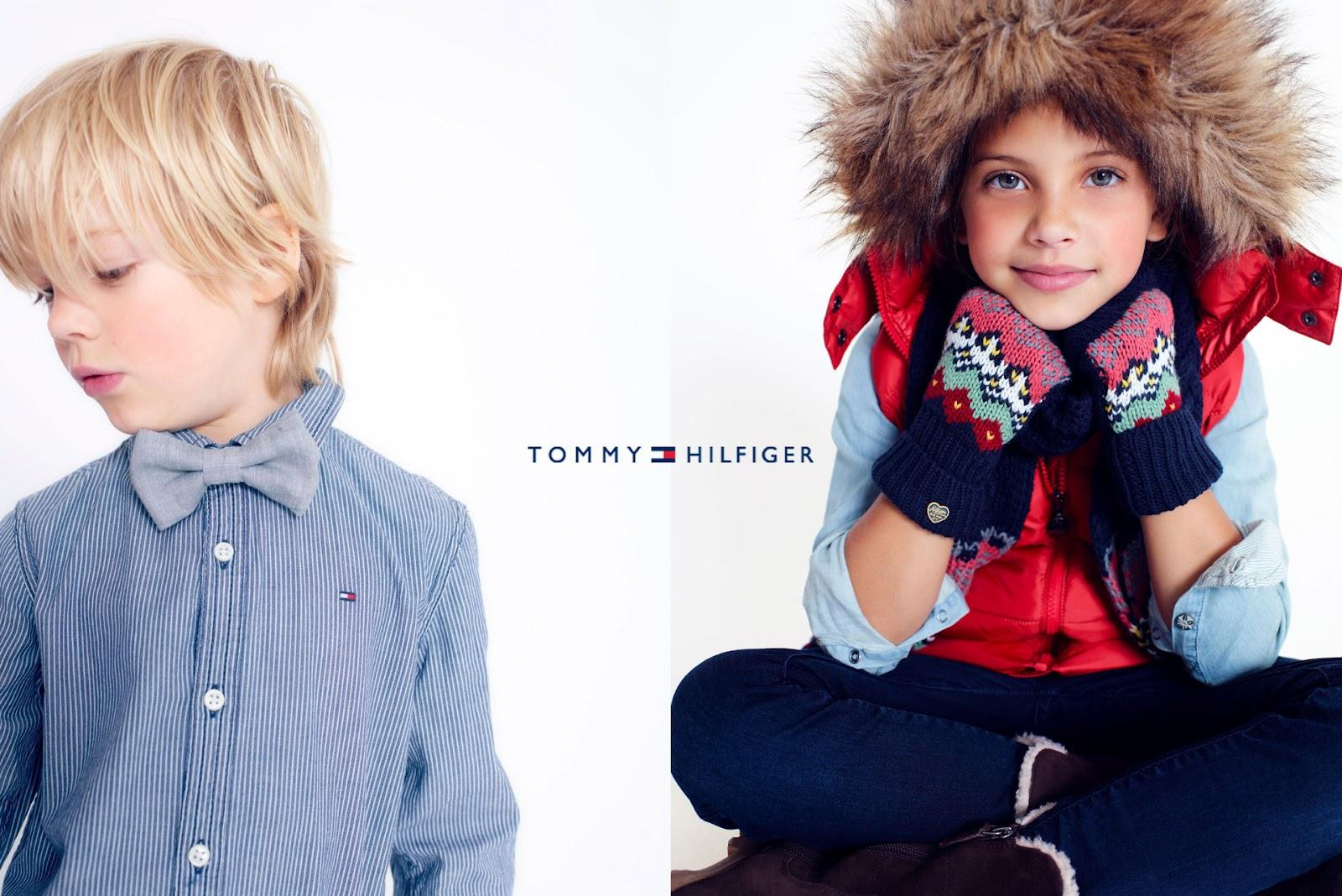 Extra 40% Off Kid's Outerwear and Sweaters @ Tommy Hilfiger