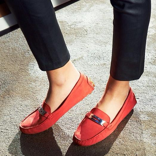 Up to 67% Off Coach Women's Flats On Sale @ 6PM.com
