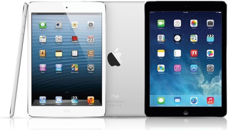 $299.99 Apple iPad Air 16GB Wi-Fi + AT&T or Verizon LTE