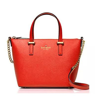 Up to 50% Off+Extra 25% Off Red Collection @ kate spade