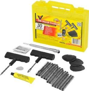 Victor Tire Repair Toolbox 30 pc kit 22-5-00126-8A