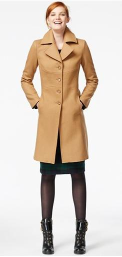 Up to 50% Off +Extra 15% Off Women's Coats and Jackets Sale @ Macy's