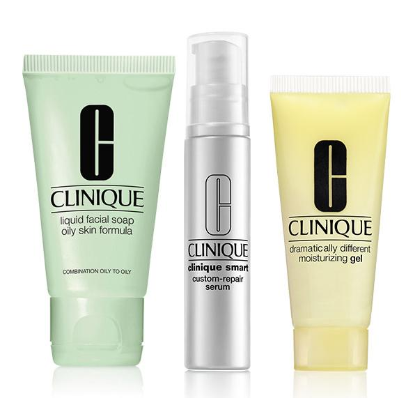 Free Fresh Face Trio with Any $35 Purchase @ Clinique