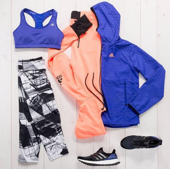 Up to 84% Off Adidas Women's Apparel On Sale @ 6PM.com