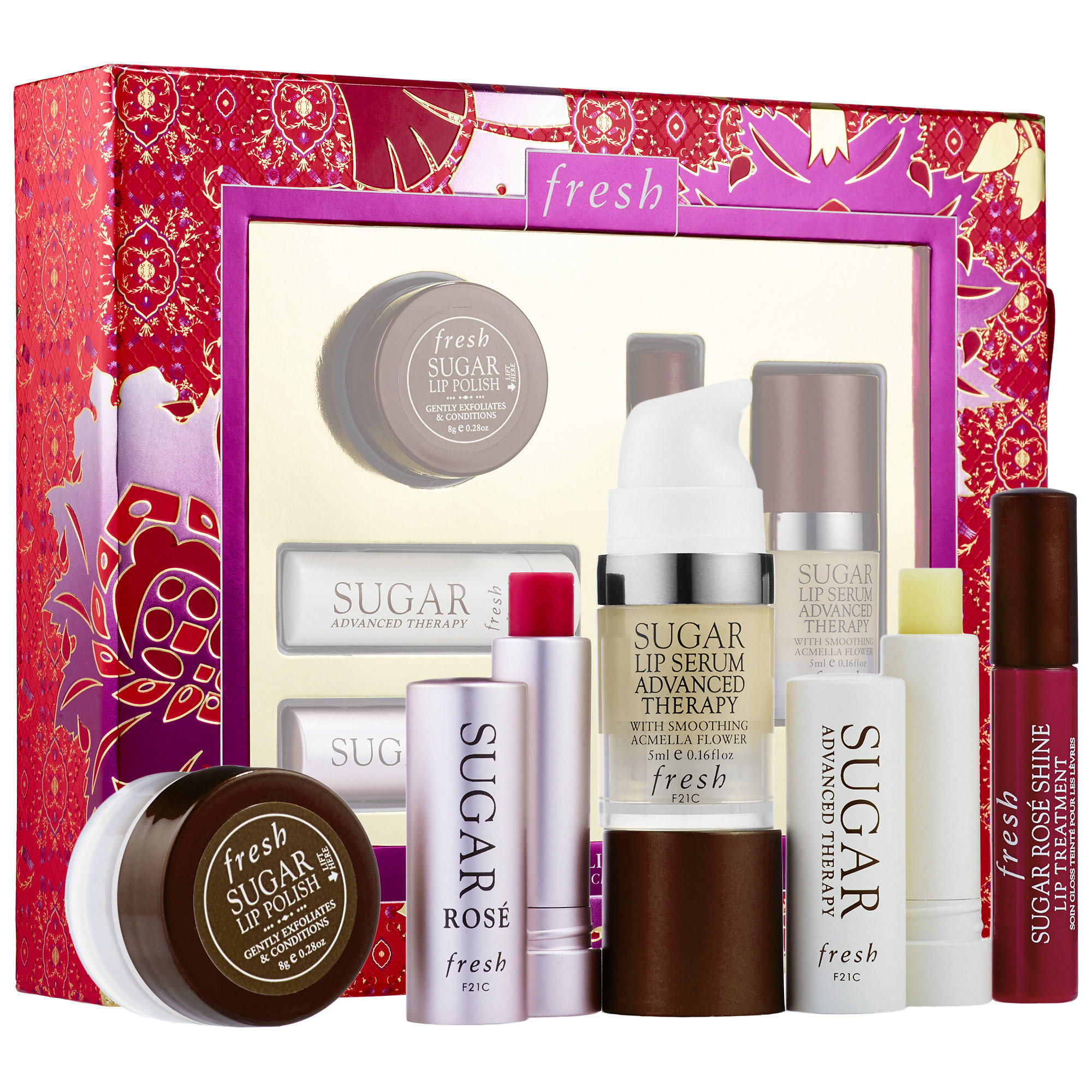 New Release Fresh launched New Sugar Lip Lovers