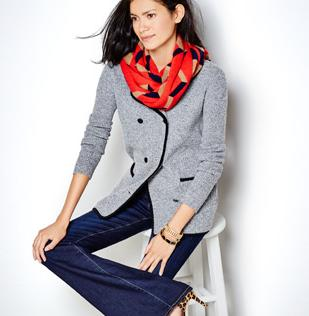 40% Off New Arrivals at J.Crew Factory