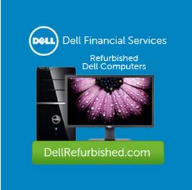Extra 50% off Dell Off Lease Refurbished Computers and Accessories Sitewide SALE