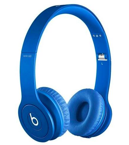 $89.99 Beats Solo-HD On Ear Headphones