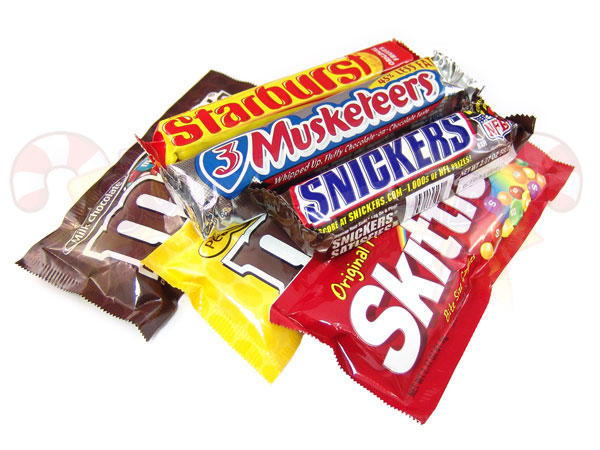 20% Off Mar Halloween Candy