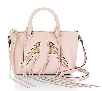 Up to Extra 30% Off Rebecca Minkoff MICRO MOTO SATCHEL