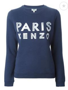 From $70.00 Kenzo Clothing Sale @ Farfetch