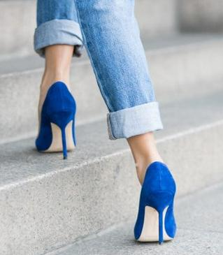 Extends One Day! Up to $300 Gift Card with Manolo Blahnik BB Pump  @ Bergdorf Goodman