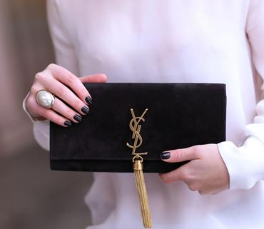 Extends One Day! Up to $300 Gift Card with YSL, Balenciaga and more Designer Clutches  @ Bergdorf Goodman