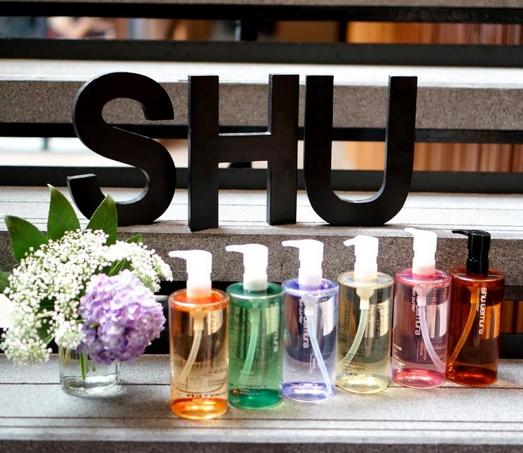 $10 Off $50 + Free Shipping Or $20 Off $100 Columbus Day Weekend Sale @ Shu Uemura