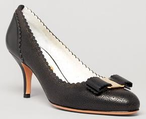 Salvatore Ferragamo Pumps Carla Lace High Heel
