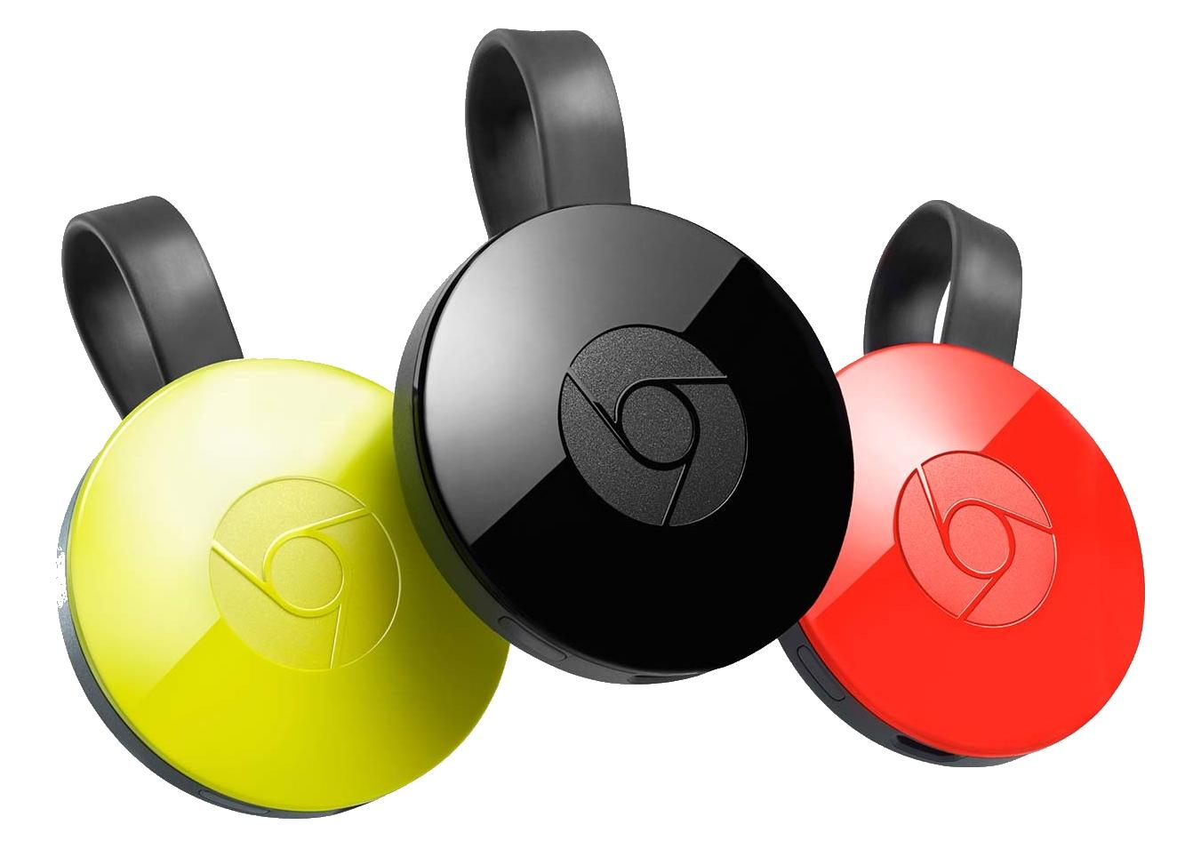 $35.00 New Google Chromecast (2015 Model) Black