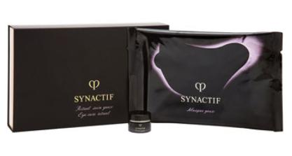 Free Synactif Eye Care Ritual trial kit with any Cle De Peau Beaute Purchase @ Neiman Marcus