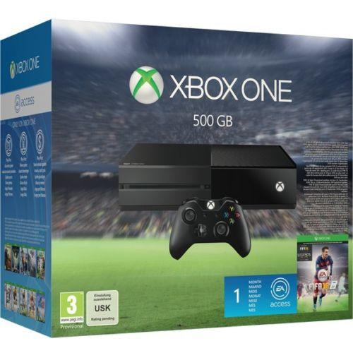 $309.99 Xbox One 500GB Console EA Sports FIFA 16 Bundle