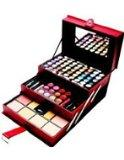 Lightning Deal Ivation All-In-One Makeup Kit Train Case
