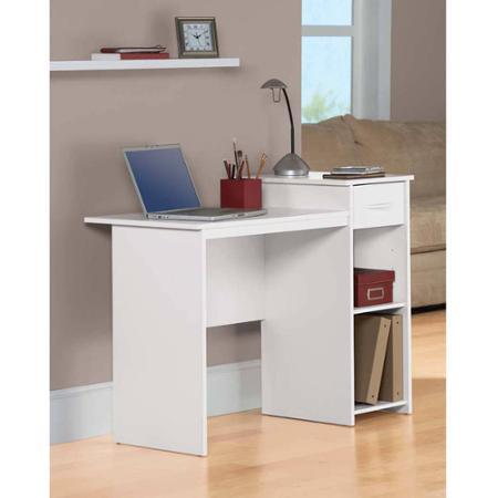 $49.84 Mainstays Student Desk, Multiple Finishes