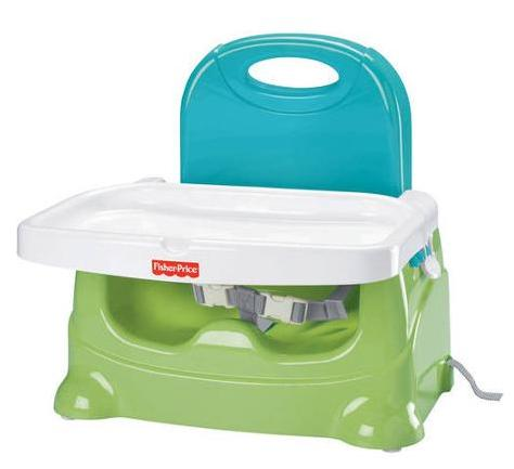 Fisher-Price Healthy Care Booster Seat @ Walmart