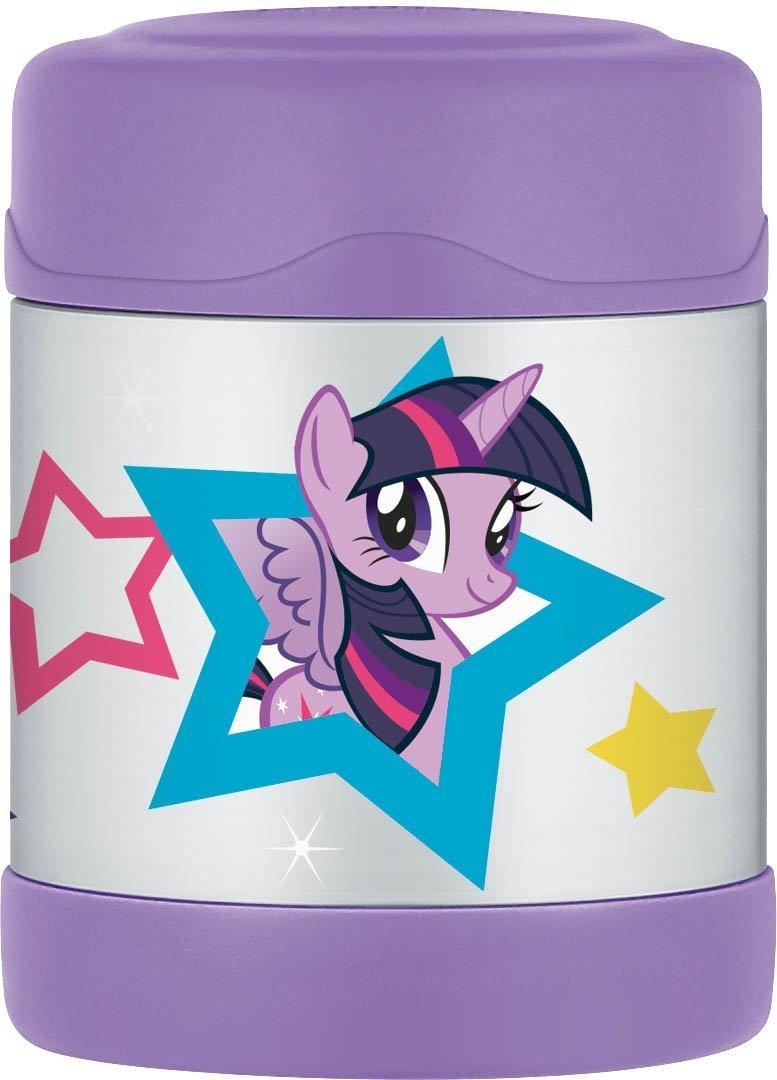$13.99 Thermos 10 Ounce Funtainer Food Jar, My Little Pony