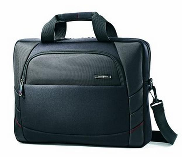 $22.99 Samsonite Luggage 15.6 Inch Xenon 2 Slim Brief