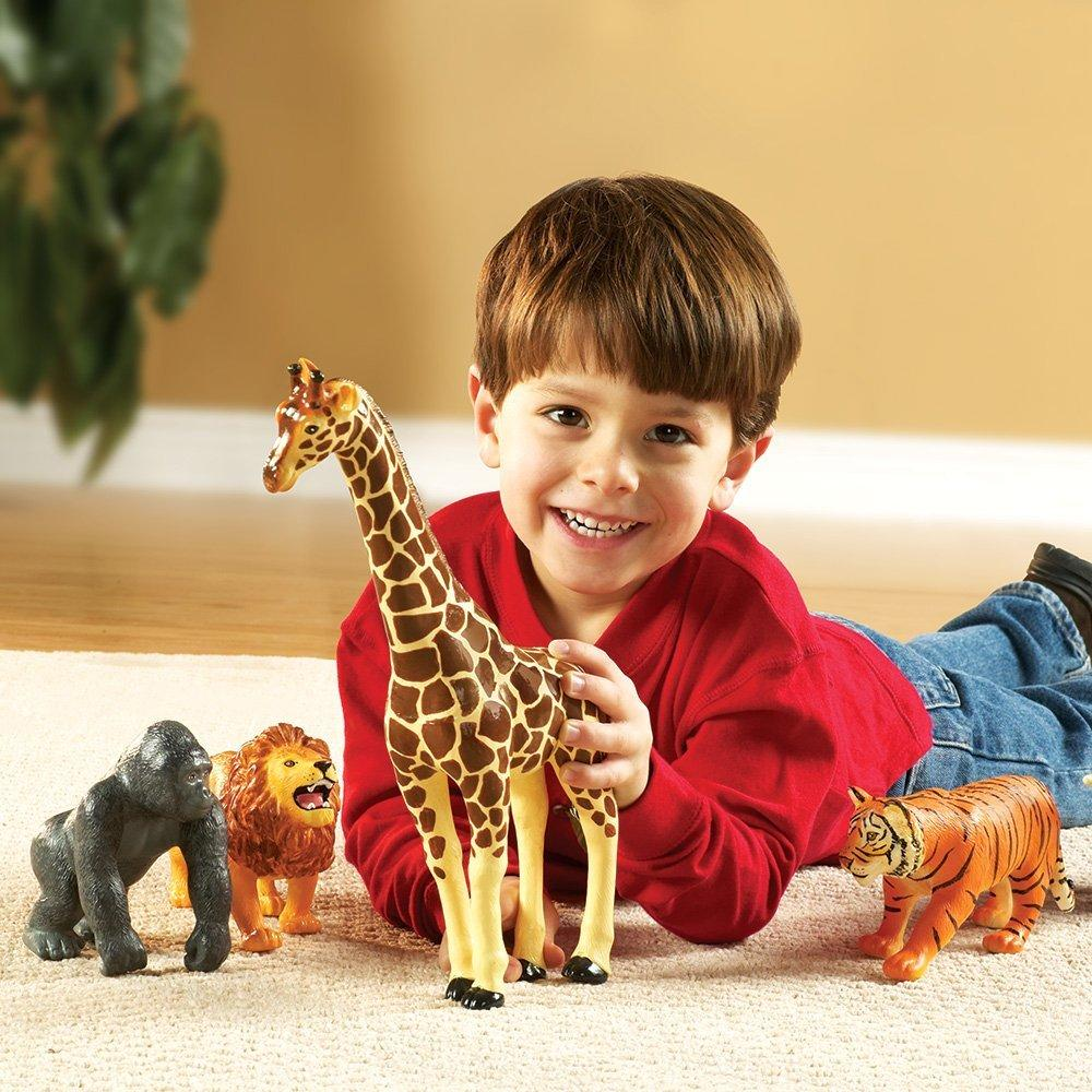 $11.09 Learning Resources Jumbo Jungle Animals