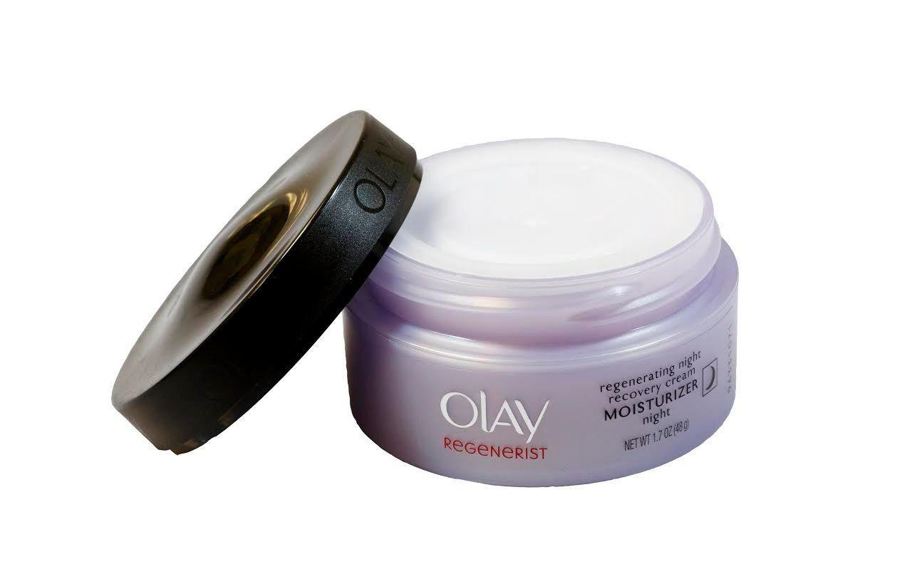 Olay Regenerist Advanced Anti-Aging Night Recovery Moisturizing Cream 48g 1.7 oz