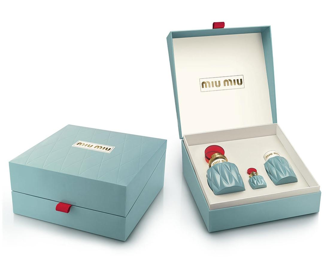 New Release Miu Miu launched New Miu Miu Holiday Set