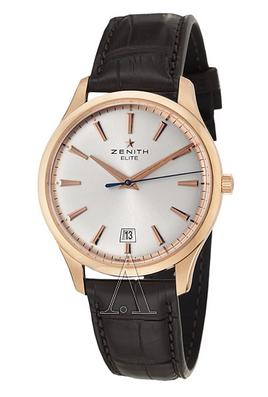 Zenith Men's Captain Central Second Watch 18-2020-670-01-C498